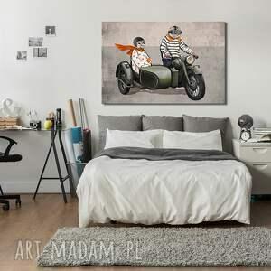 ludesign gallery obraz na płótnie - 120x80cm