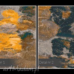 intrygujące obrazy abstrakcja obraz na płótnie -
