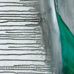 abstrakcja obrazy obraz na płótnie malowany ręcznie