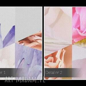handmade obrazy storczyki obraz na płótnie - kwiaty