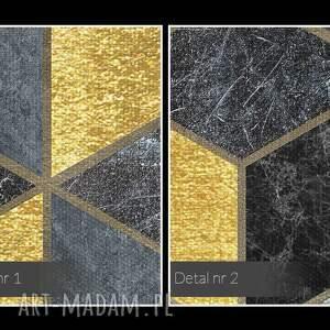 unikalne 3d obraz na płótnie - geometryczny art