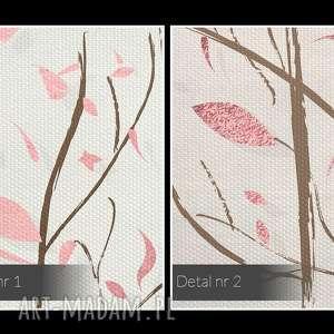 liście obraz na płótnie - drzewo