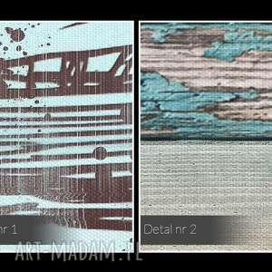 unikalne obrazy deski obraz na płótnie - żaglówka