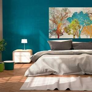 wyjątkowe obraz na płótnie - drzewa kolory