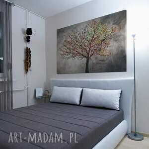 obrazy drzewo obraz na płótnie - liście