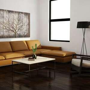 drzewo obraz na płótnie - drewno