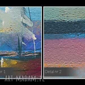 obrazy kolory obraz na płótnie - kolorowy