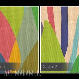 kolory obraz na płótnie - bukiet
