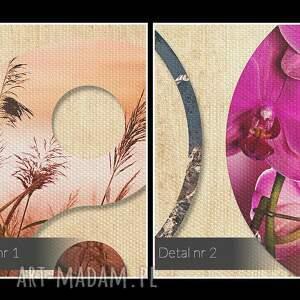 yang obraz na płótnie - yin - 50x70