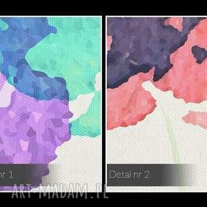 niepowtarzalne łąka obraz na płótnie - polne kwiaty