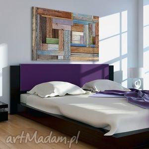 kolory obrazy obraz na płótnie - drewno deski