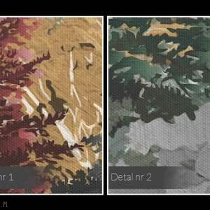 obrazy kolory obraz na płótnie - drzewa jesień