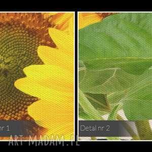 kubek obraz na płótnie - kwiaty