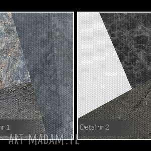 obraz na płótnie - beton marmur