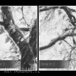 gustowne obraz na płótnie - drzewa