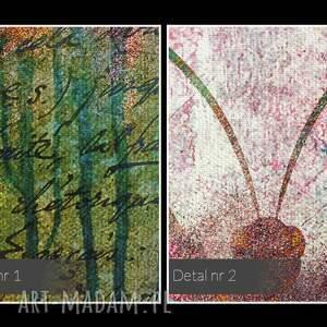 oryginalne obrazy kolorowy obraz na płótnie - motyl