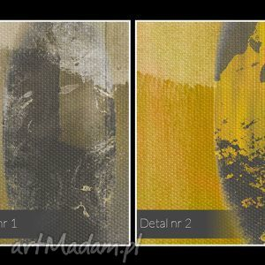 nowoczesny obraz na płótnie - abstrakcja
