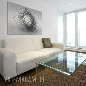 nietuzinkowe obrazy nowoczesny obraz na płótnie - abstrakcja