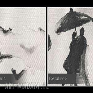 ciekawe parasol design: piękny obraz o nowoczesnym, niebanalnym