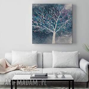 roślina obraz na płótnie - drzewo liście