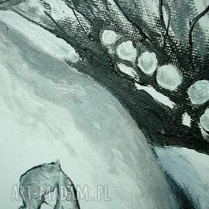 obrazy recznie obraz ręcznie malowany marylin