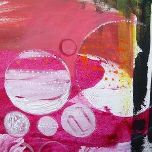 nowoczesny obraz ręcznie malowany na płótnie -