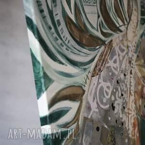 akryl obraz ręcznie malowany na płótnie