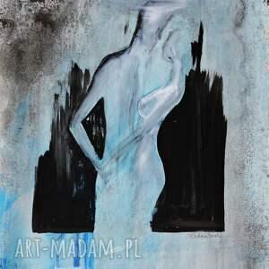 obrazy autorskie obraz ręcznie malowany 50 x 70