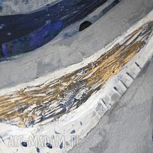 intrygujące ważka obraz ręcznie malowany na płótnie
