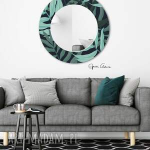 decor palm - to stylowe lustro