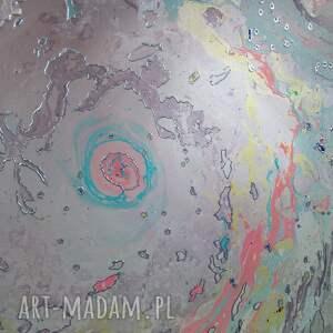 alexandra13 Planeta 8 - okrągły obraz okragly