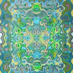 obraz podwójna symetria kosmiczna