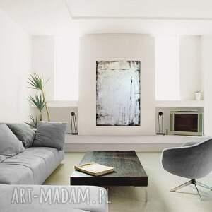 białe obraz tabula rasa, abstrakcja, nowoczesny