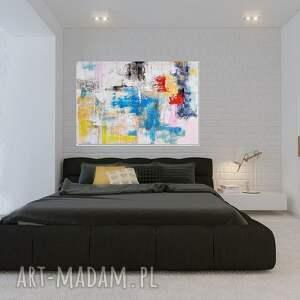 niepowtarzalne obraz tetuan, abstrakcja, nowoczesny