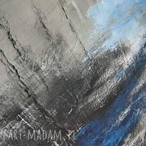 obraz tierra el hielo 5, abstrakcja