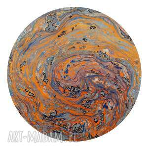 kosmos obrazy tryptyk geograficzny 13