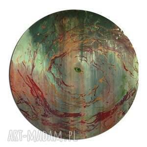 wyraziste obrazy kosmos tryptyk geograficzny 24
