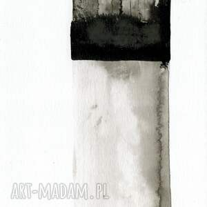 niepowtarzalne obrazy ręcznie malowane zestaw 6 grafik 13 x 18