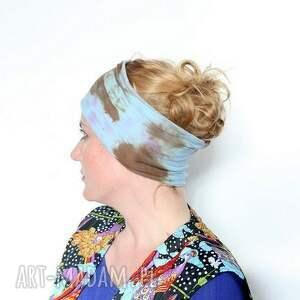 hand made opaski opaska damska na włosy ręcznie