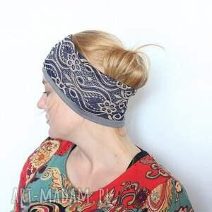 opaski opaska damska koronkowa handmade