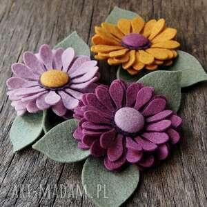 sesjafoto ozdoby do włosów opaska jesienny kwiat