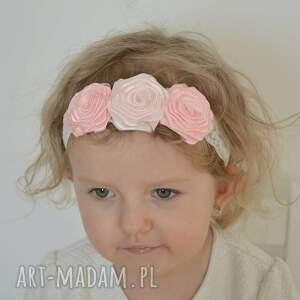 oryginalne ozdoby do włosów opaska na gumce dla dziewczynki