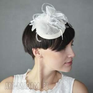ozdoby do włosów ślub toczek ślubny