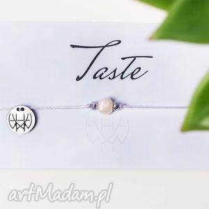 WHW Taste With Pearl, whw, perła, słodkowodna, sznurkowa, delikatna, sznureczek