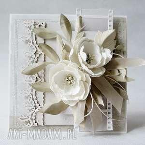 Ślubny szyk - w pudełku, ślub, życzenia, gratulacje, rocznica, podziękowanie