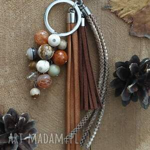 zawieszka do torebki - jesienna, torebki, brelok