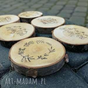 zamówienie specjalne - ,drewno,podkładki,kawa,