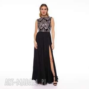 suknia jelena, suknia, tren, wieczorowa, elegancka, jedwab, karnawał sukienki