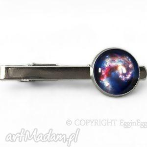Nebula - Spinka do krawata - ,nebula,kosmos,galaxy,spinka,krawata,kosmiczna,
