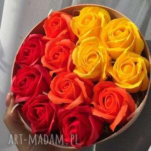 box flowers with soap super pudełko na prezent, box, flowers, kwiaty